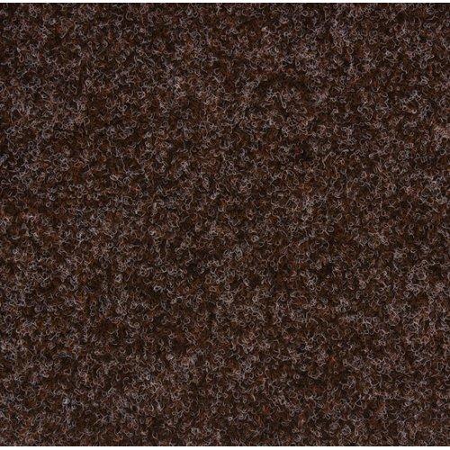 Полукоммерческий ковролин на резине 11.03.093.400 коричневый