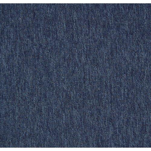 Бытовой ковролин на войлоке 11.01.084.400 синий