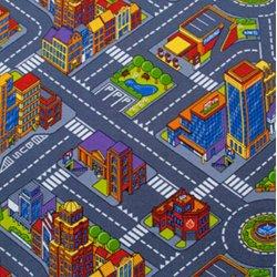 Детский ковролин Betap Big city (3м)