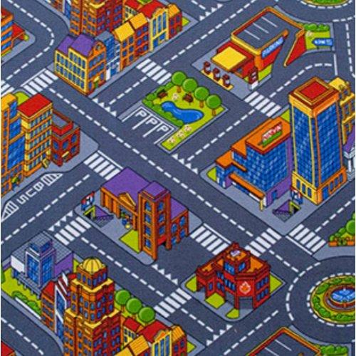 Детский ковролин Betap Big city (5м)