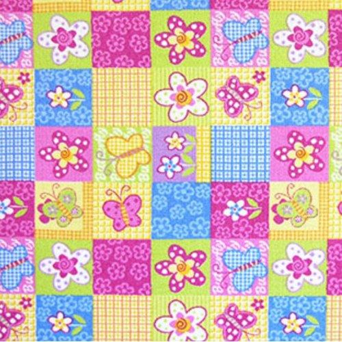 Детский ковролин 14.03.057.400 розовый
