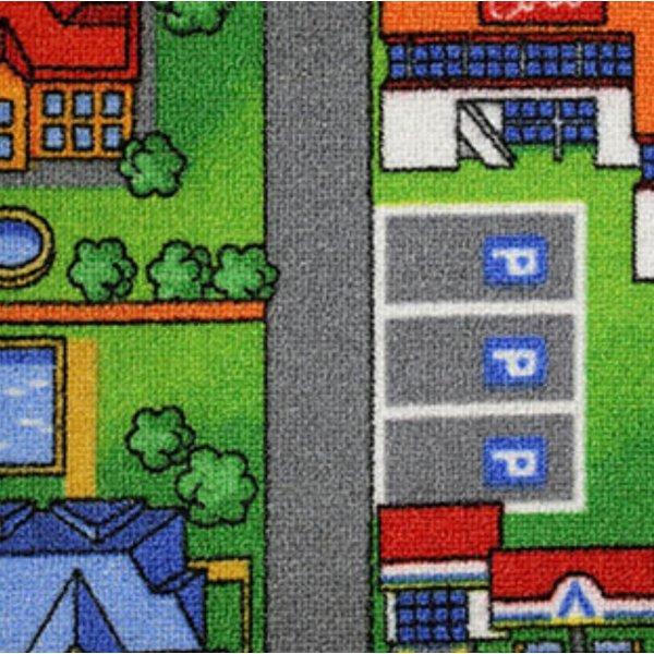Детский ковролин Betap Play city 97 (4м)