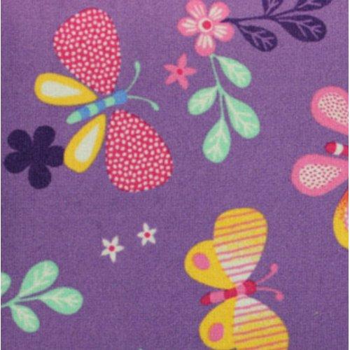 Детский ковролин 14.05.017.400 фиолетовый