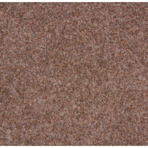 Полукоммерческий ковролин на резине 11.03.069.400 коричневый